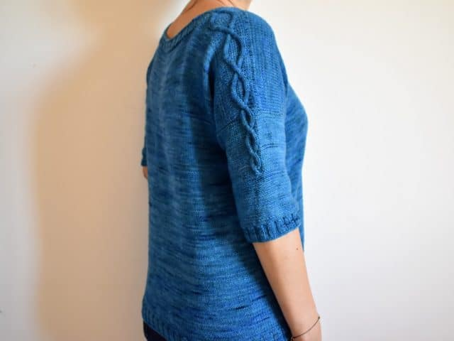 Mailles Nam Tricot Pull Light Trails 1