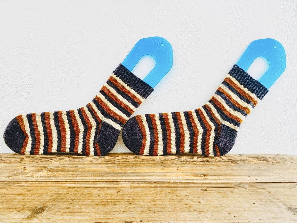Tricot Chaussettes Stray Cat 3 1