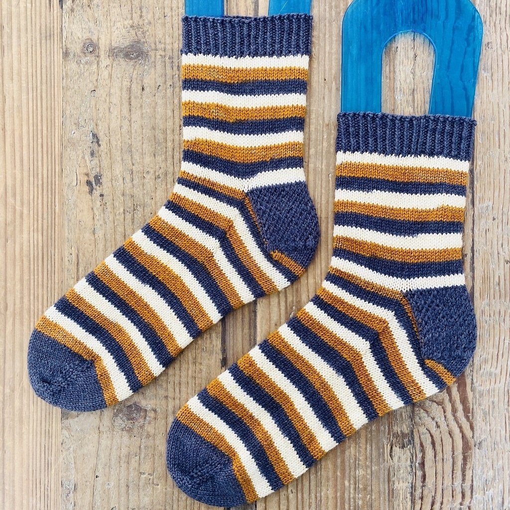 Tricot Chaussettes Stray Cat 3 2