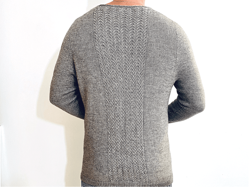 Tricot Pull Cloudesley Dos